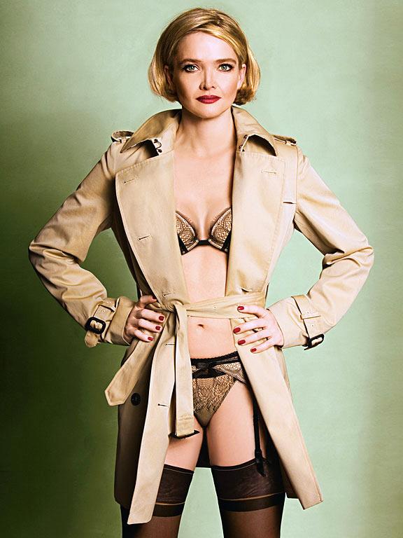 Julia Miles Nud 57