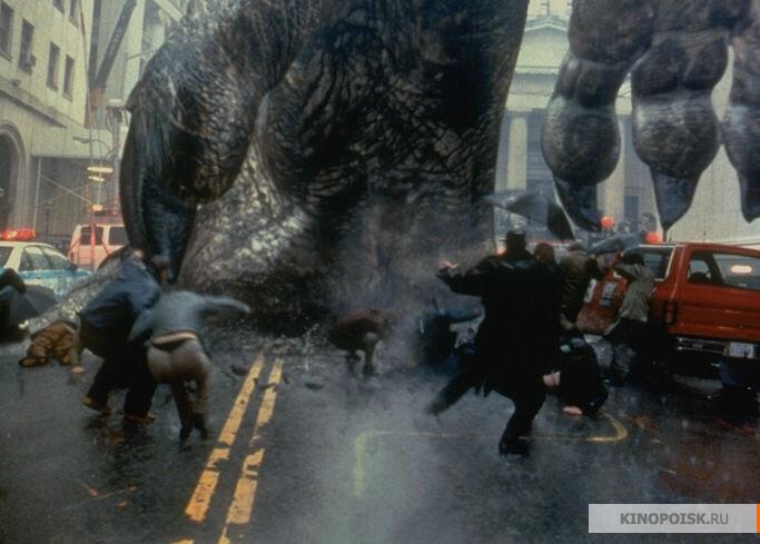 кадр №3 из фильма Годзилла (1998)