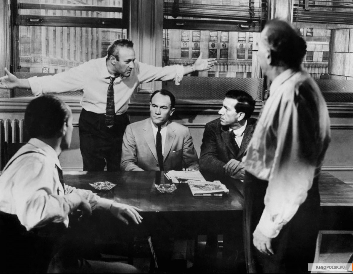 12 angry men art of persuation