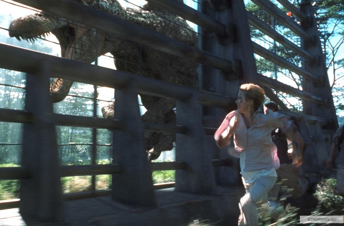 кадр №1 из фильма Парк Юрского периода 3