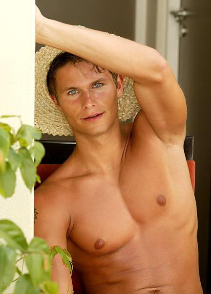 Men naked sideburns