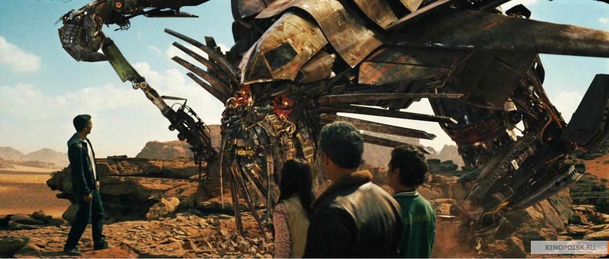 кадр №3 из фильма Трансформеры 2: Месть падших – смотреть онлайн