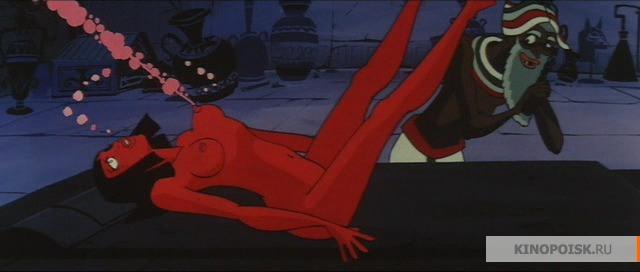 Клеопатра королева секса смотреть