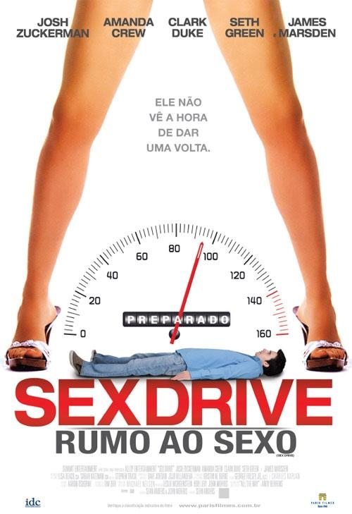 Смотреть Фильм Сексдрайв 2008