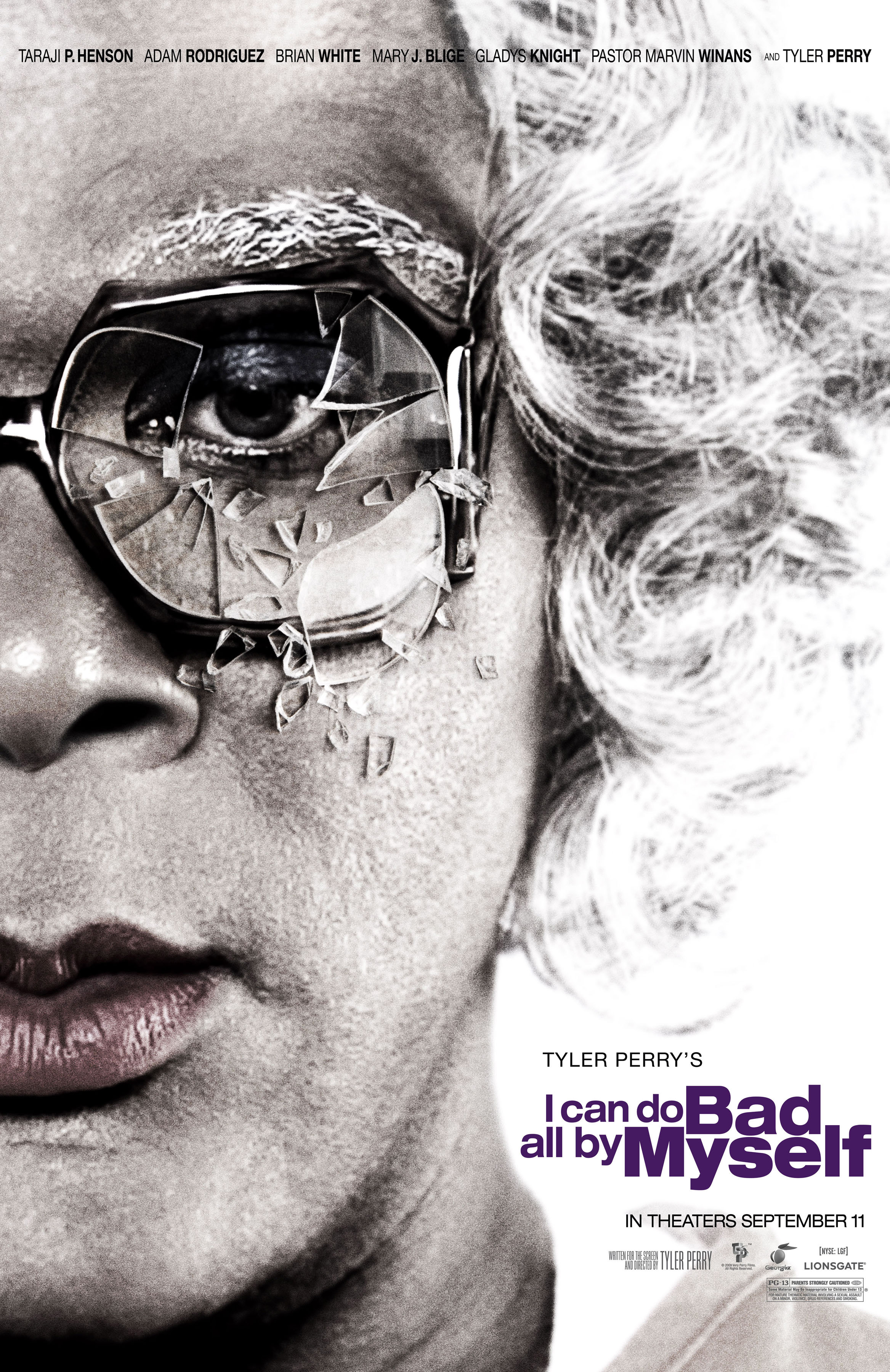 i can do bad all by myself - 750×1155