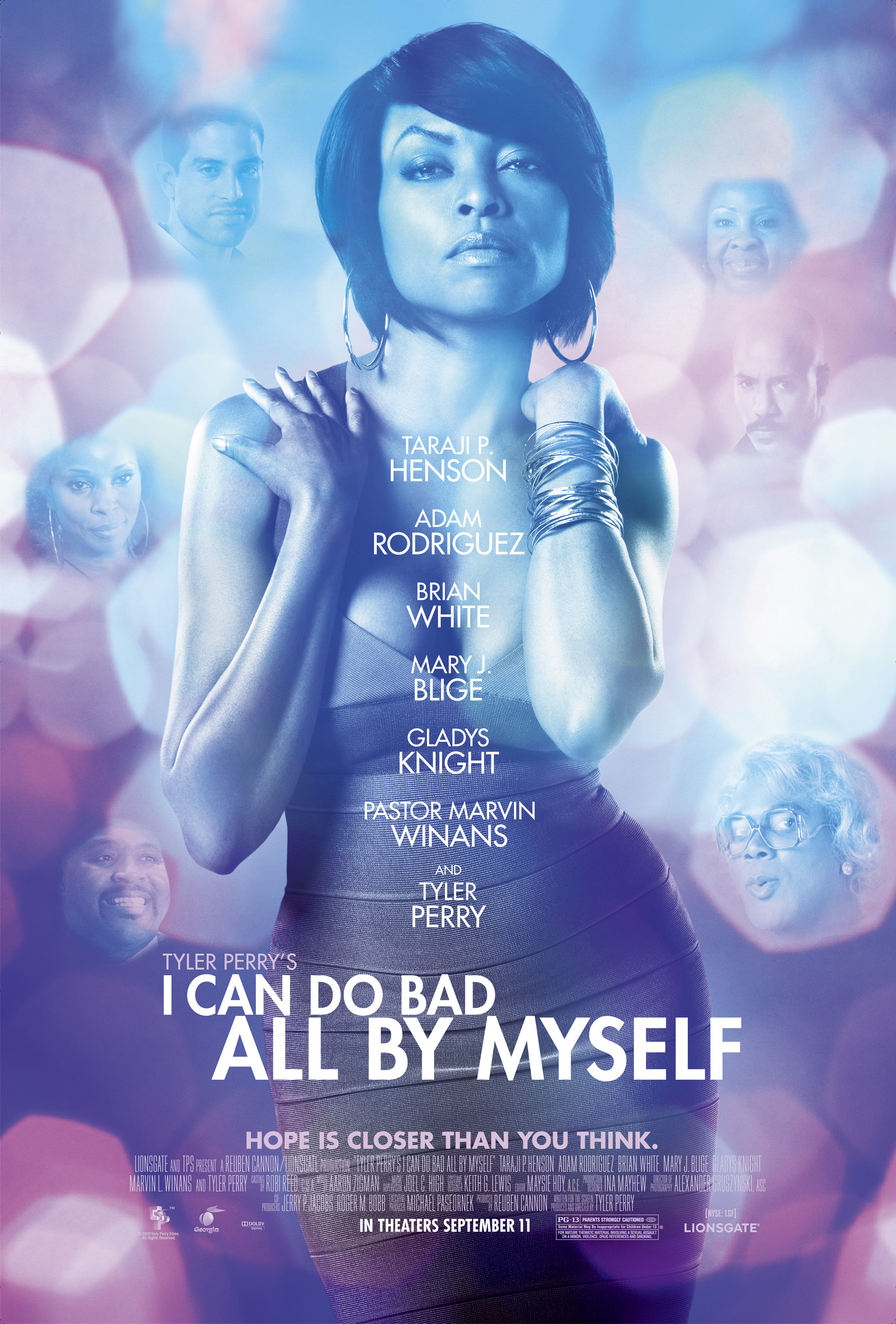 i can do bad all by myself - HD800×1181