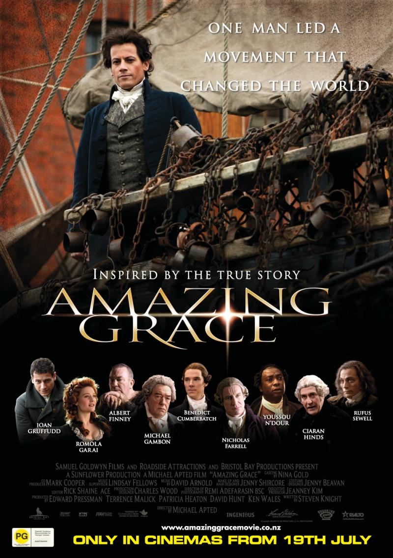 Удивительная легкость / Amazing Grace (2006)