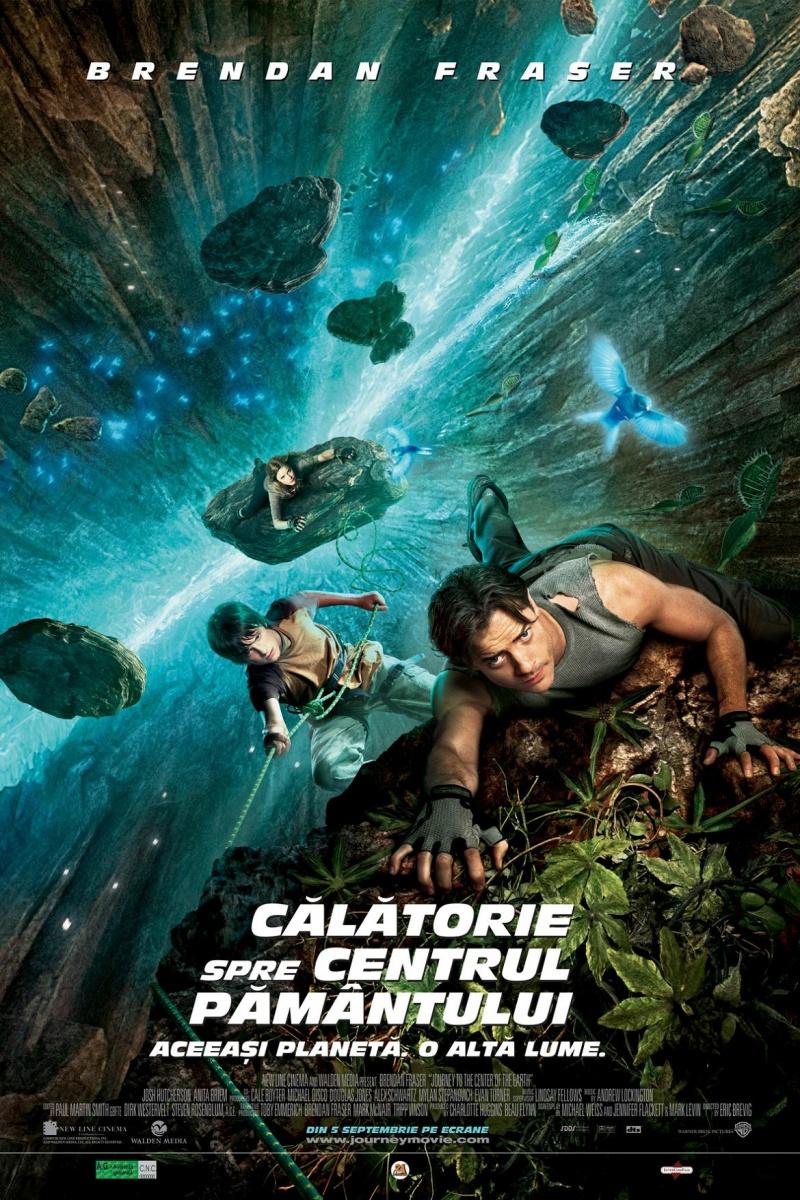 Путешествие к центру Земли (2008)