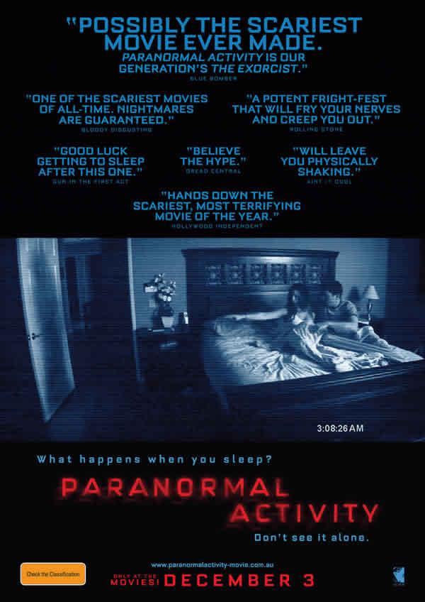 Paranormal Activity 3 2011 - IMDb