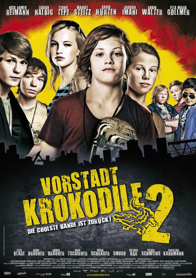 Деревенские крокодилы 2 (2010)