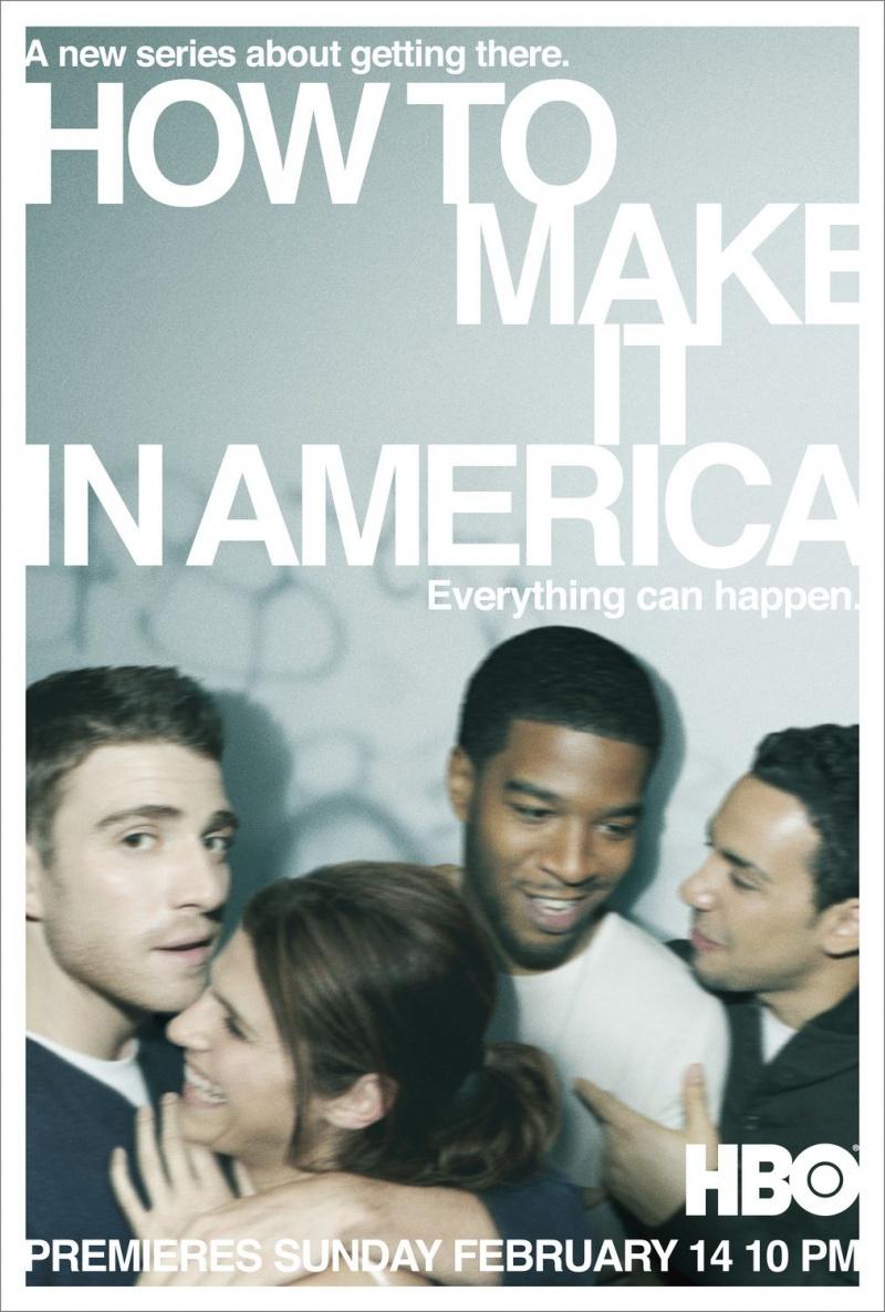 Как преуспеть в Америке 1-2 сезон 1-8 серия Кубик в Кубе | How to Make It in America