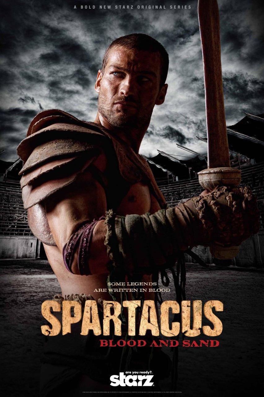 Спартак: Кровь и Песок 1 сезон 1-13 серия Дубляж | Spartacus
