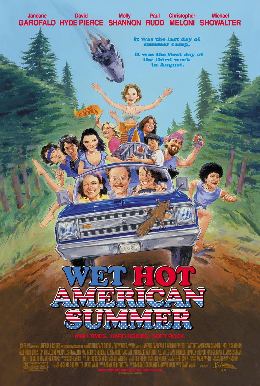 ������ � ������� ������ ������������ ���� / Wet Hot American Summer (2001)