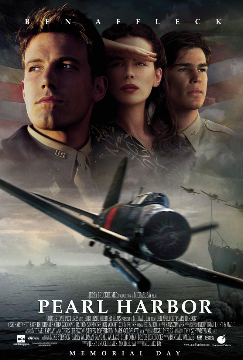 Перл-Харбор / Pearl Harbor (2001)