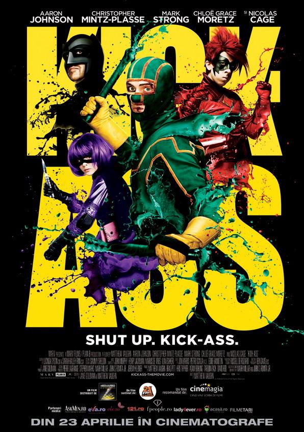Главный герой — школьник Дэйв Лизевски, который, вырядившись в костюм супергероя, пытается бороться с преступниками, хотя не обладает для этого никакими способностями. Параллельно два персонажа — 11-летняя девочка, которая крошит гангстеров самурайским мечом и сынок гангстера, ведущий собственное расследование, пытаются выяснить личность Дэйва…