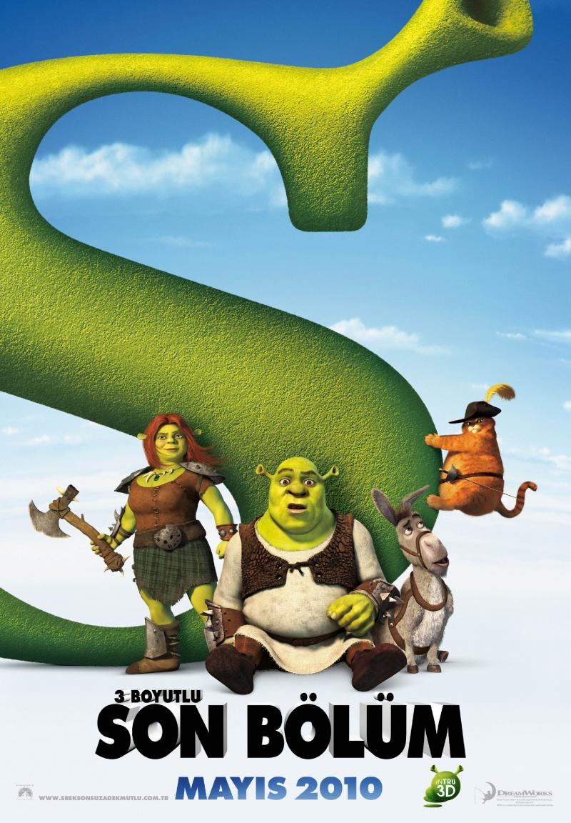 Шрэк навсегда (2010)