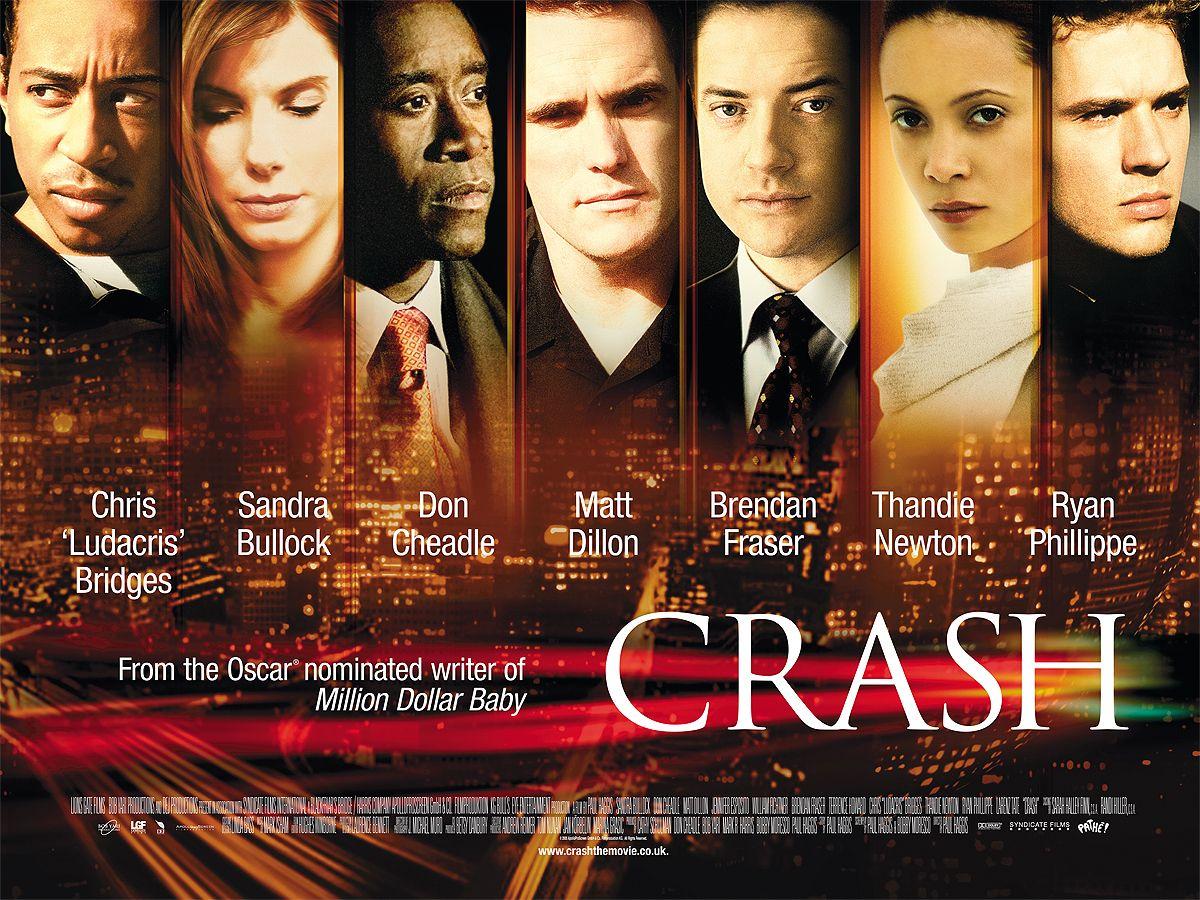 crash movie summary and overview