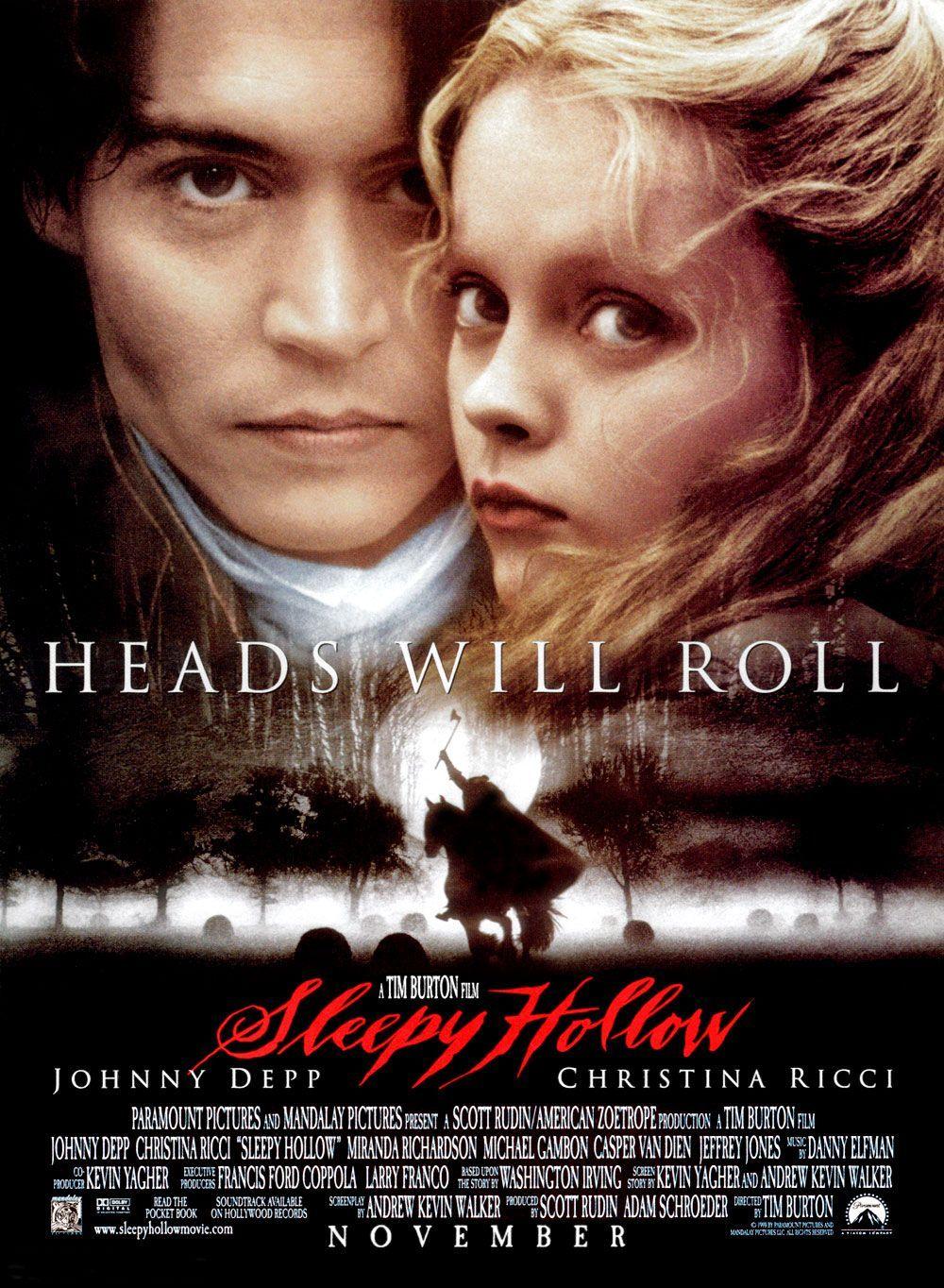 Фильмы, которые стоит посмотреть - Страница 2 Kinopoisk.ru-Sleepy-Hollow-1331302