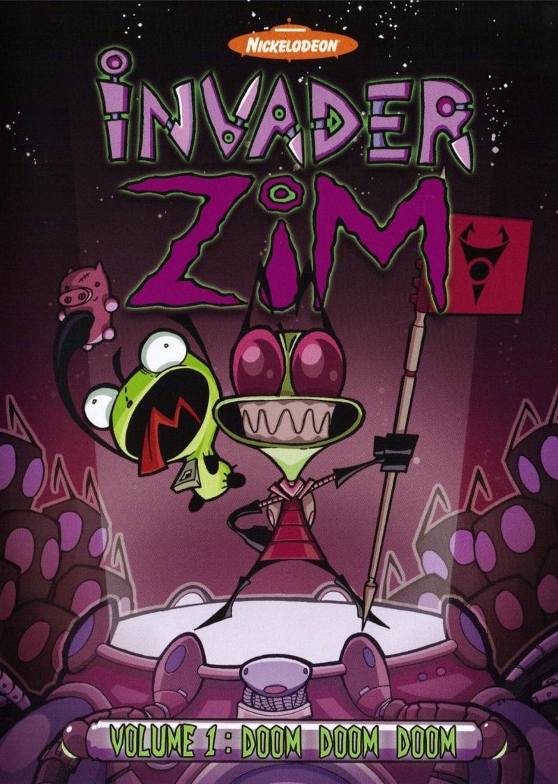 Захватчик ЗИМ 1-2 сезон 1-22 серия Многоголосый закадровый | Invader ZIM