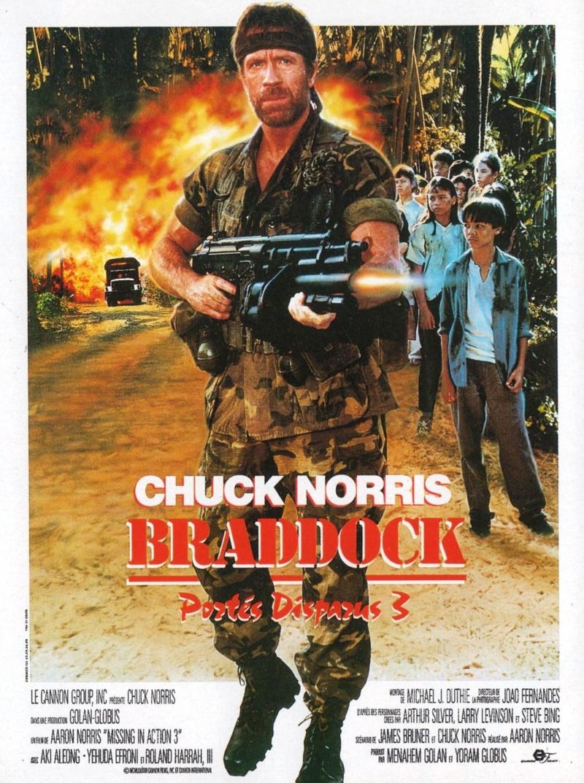 Брэддок: Без вести пропавшие 3 (1988)