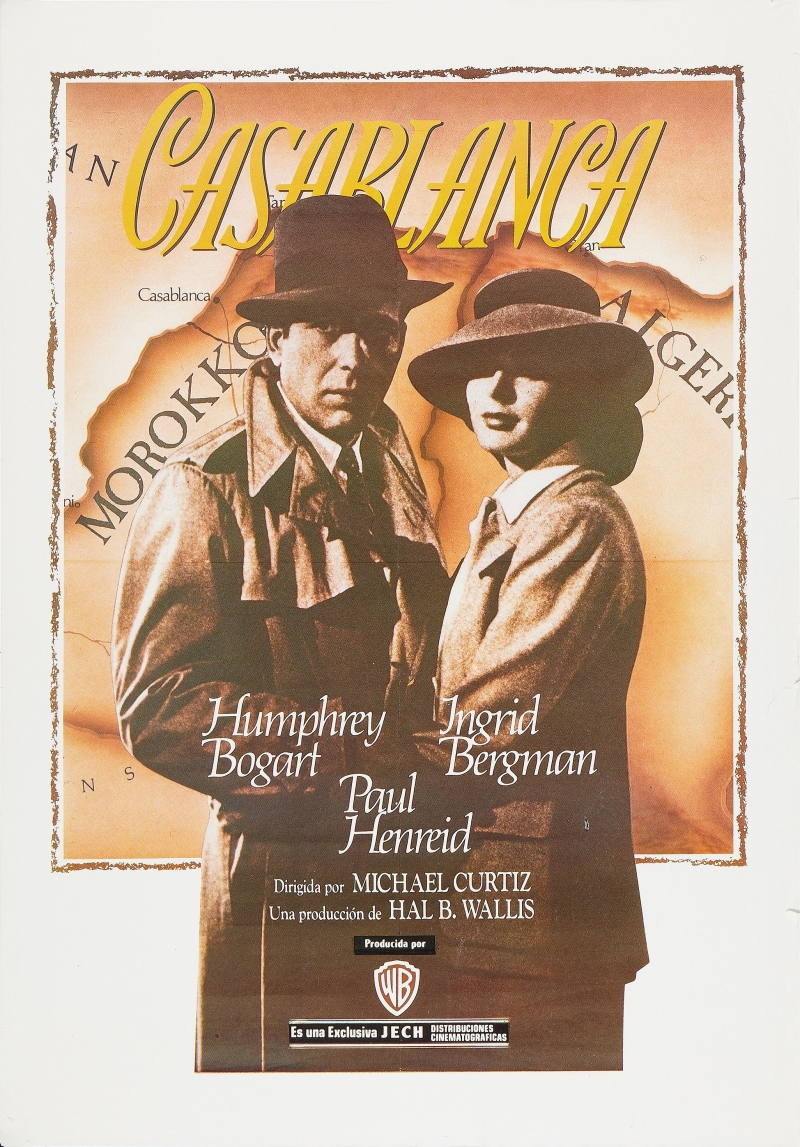 an analysis of the movie casablanca directed by michael curtiz Also in 1942, curtiz directed casablanca michael curtiz directed some of the most well-known films of the 20th century, achieving numerous award-winning.