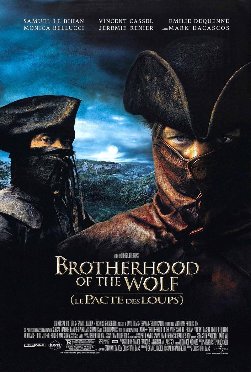 Картинки по запросу братство волка постер