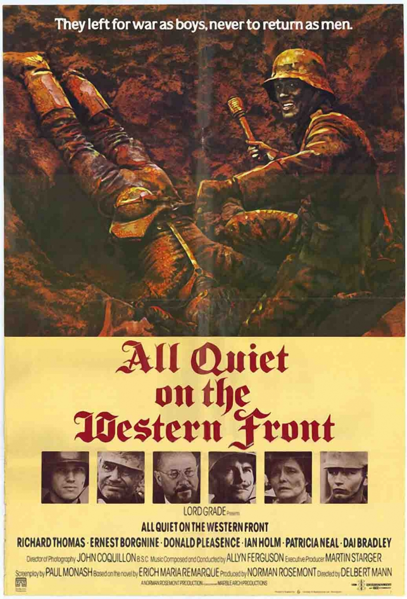 an introduction to the life during world war one in all quiet on the western front by erich maria re All quiet on the western front by erich maria remarque of all the aspects of life as a soldier in world war one all details for all quiet on the western.