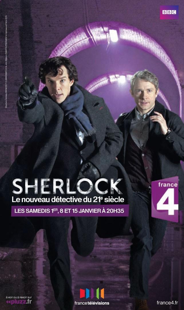 Сериал Шерлок 1,2,3,4 сезон все серии