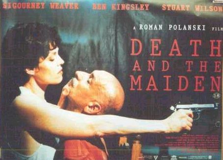 death and the maiden film vs text John huston's dramatisation of joyce's masterful story 'the dead' is all the more poignant because it was his last film, made from his wheelchair nick laird sat 2 dec 2006 1844 est first.