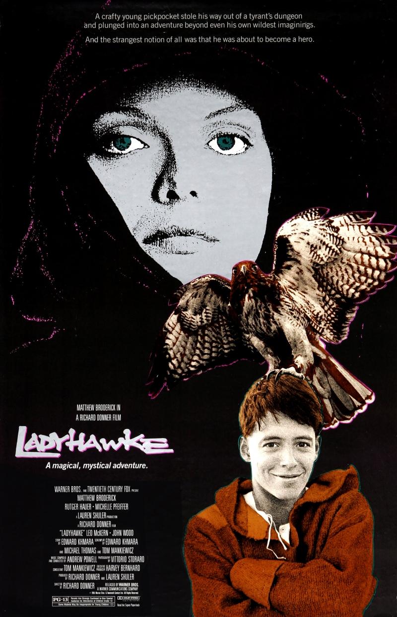 Леди-ястреб / Ladyhawke (1985)