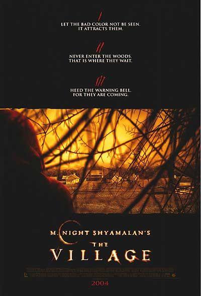 Таинственный лес / The Village (2004)