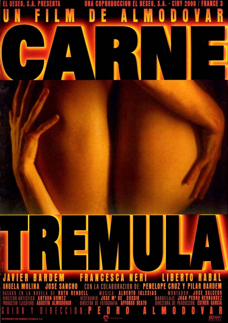 Живая плоть / Carne trémula (1997)