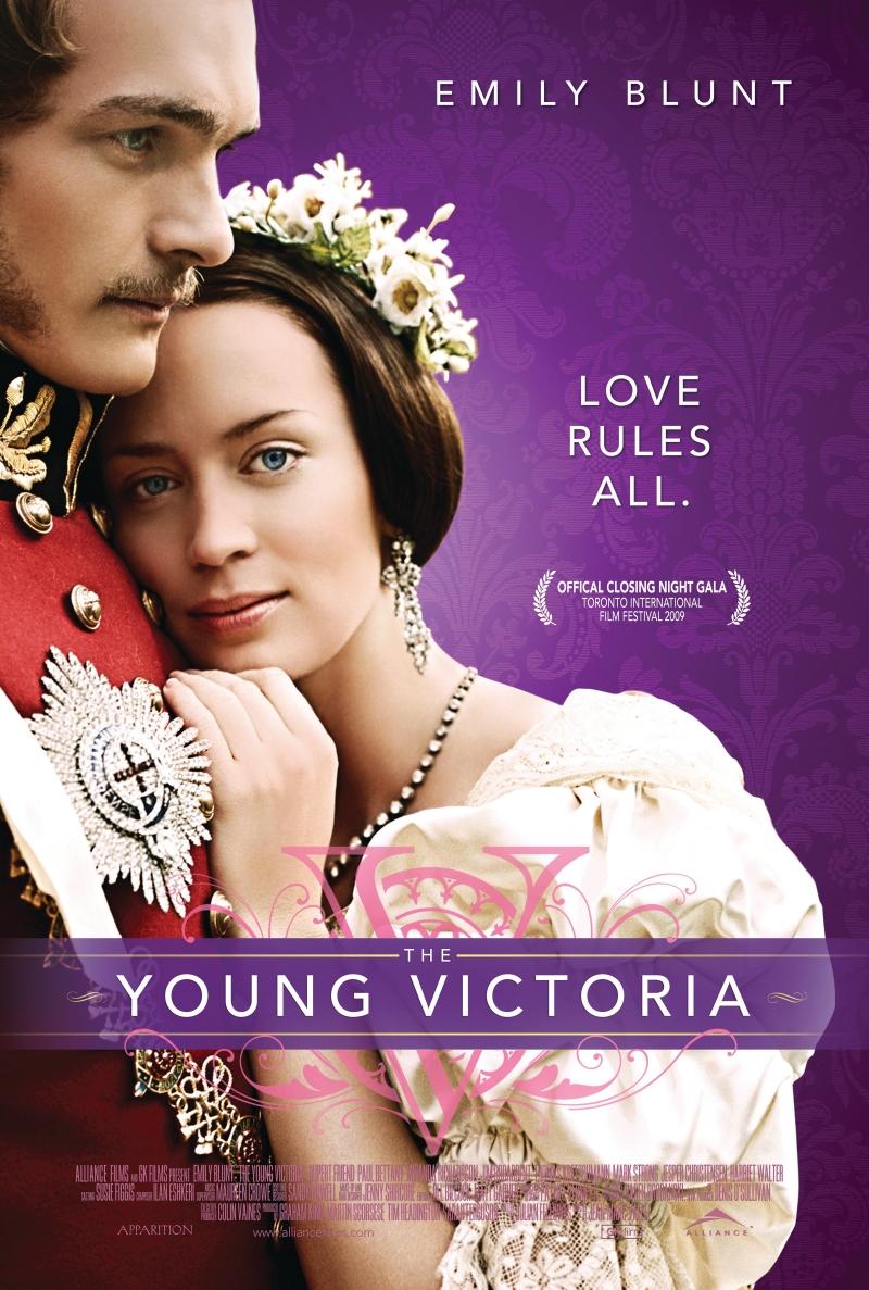 Молодая Виктория / The Young Victoria (2008)