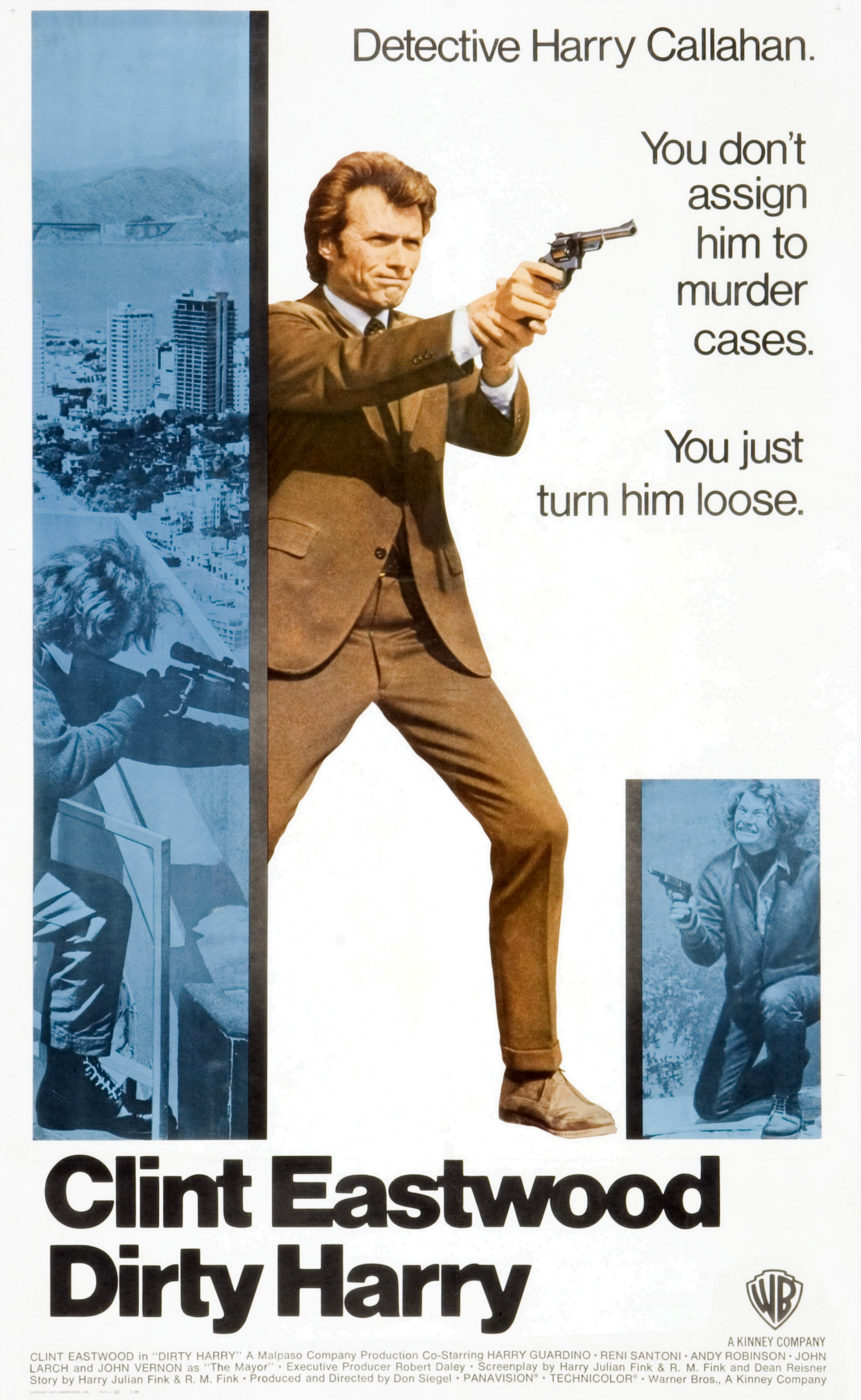 """the dirty harry problem It sponsors the impression of a meaningful response to the problem as it is understood by the victim–though in most """"the dirty harry problem"""" in moral."""