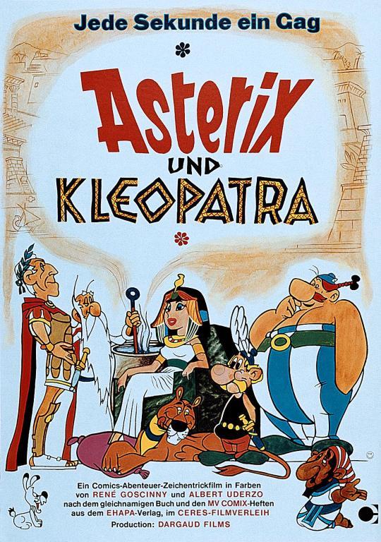 Астерикс и Клеопатра (1968)