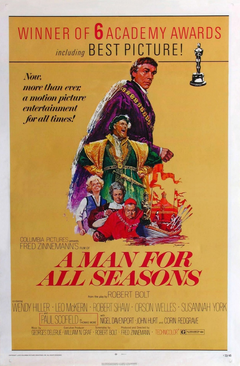 a man for all seasons water imagery Great memorable quotes and script exchanges from the a man for all seasons movie on quotesnet.