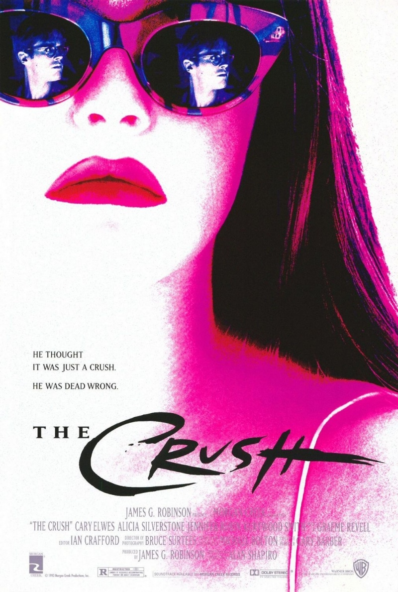 Увлечение / The Crush (1993)
