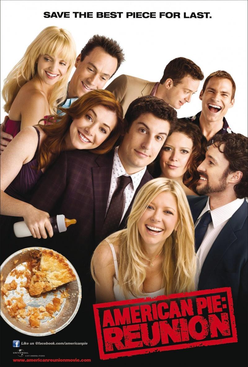 Американский пирог - Все в сборе (American Reunion, 2012)