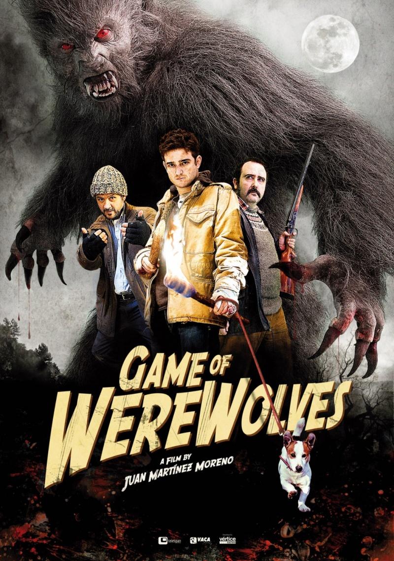 მაქციების თამაში / GAME OF WEREWOLVES