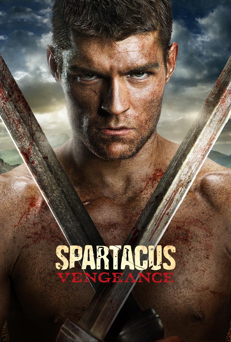 Спартак: Месть 1 сезон 1-10 серия Дубляж | Spartacus