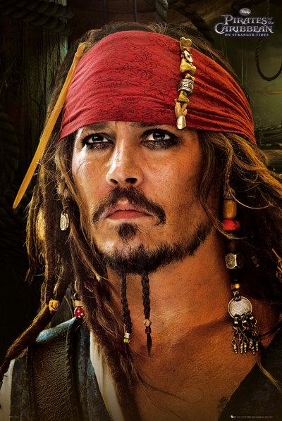 Пираты Карибского моря: На странных берегах - смотреть онлайн