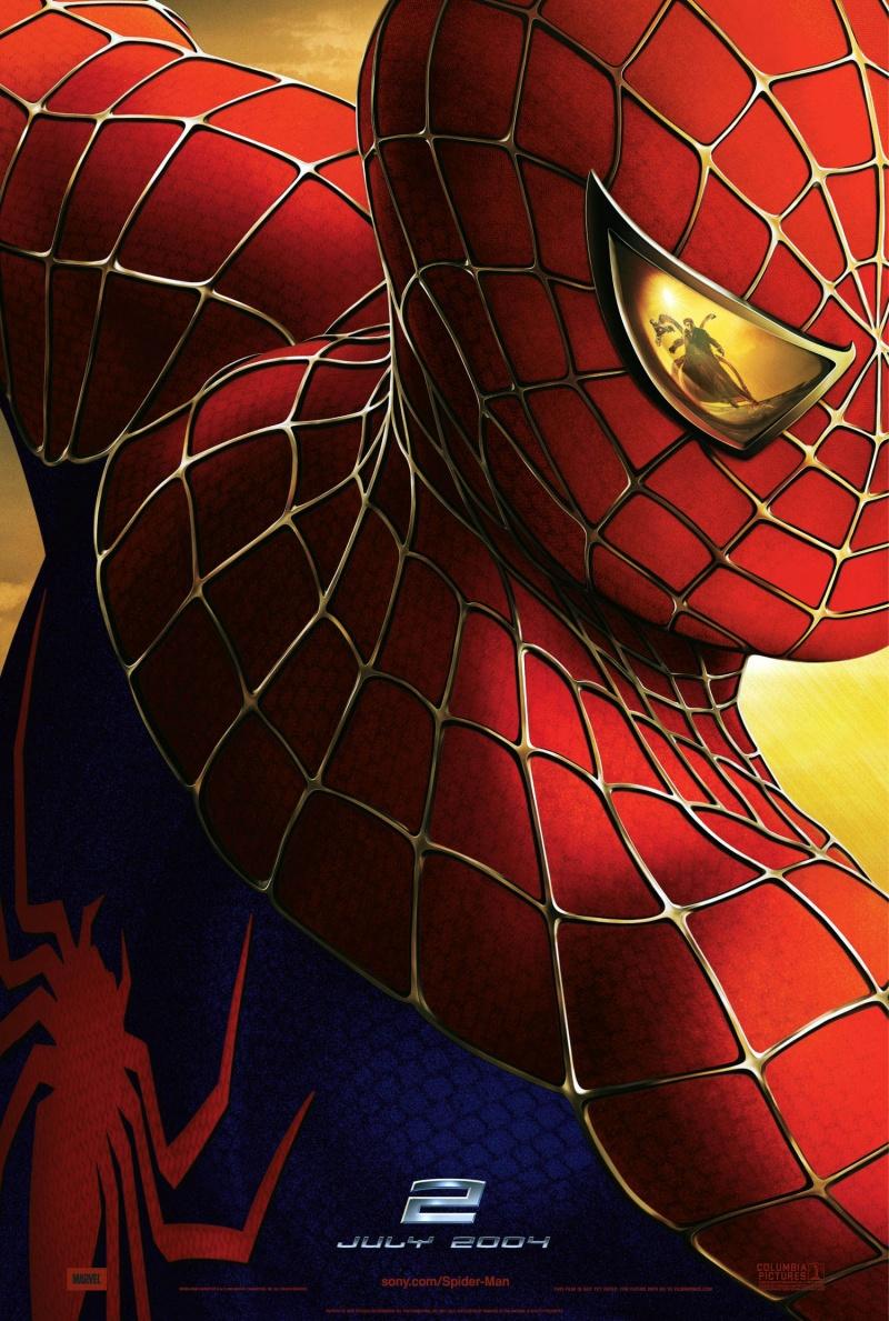Человек-паук 2 - смотреть онлайн