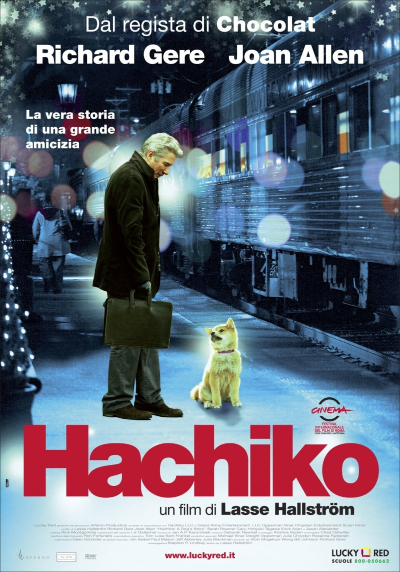 review on hachiko movie