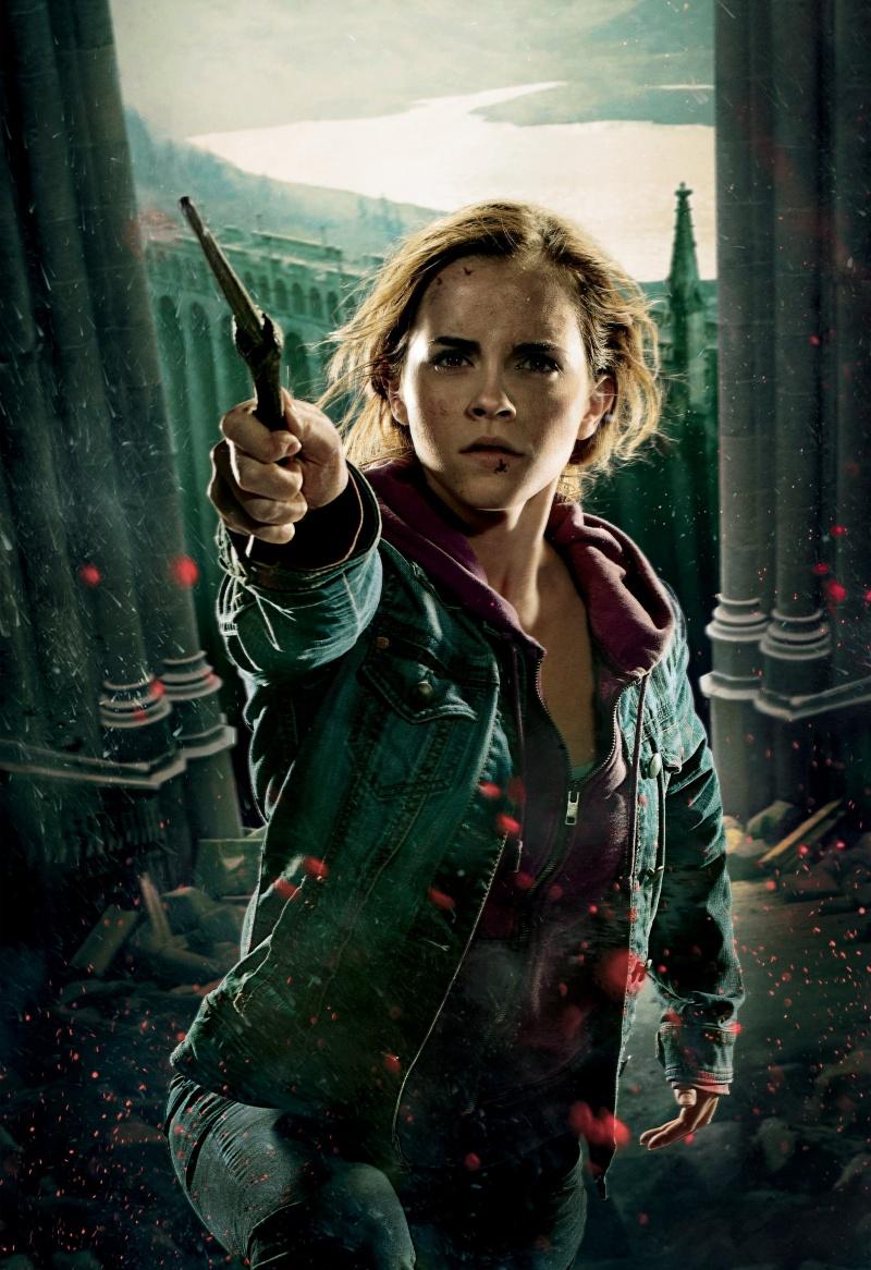 Постеры: Гарри Поттер и Дары Смерти: Часть II / Постер ...
