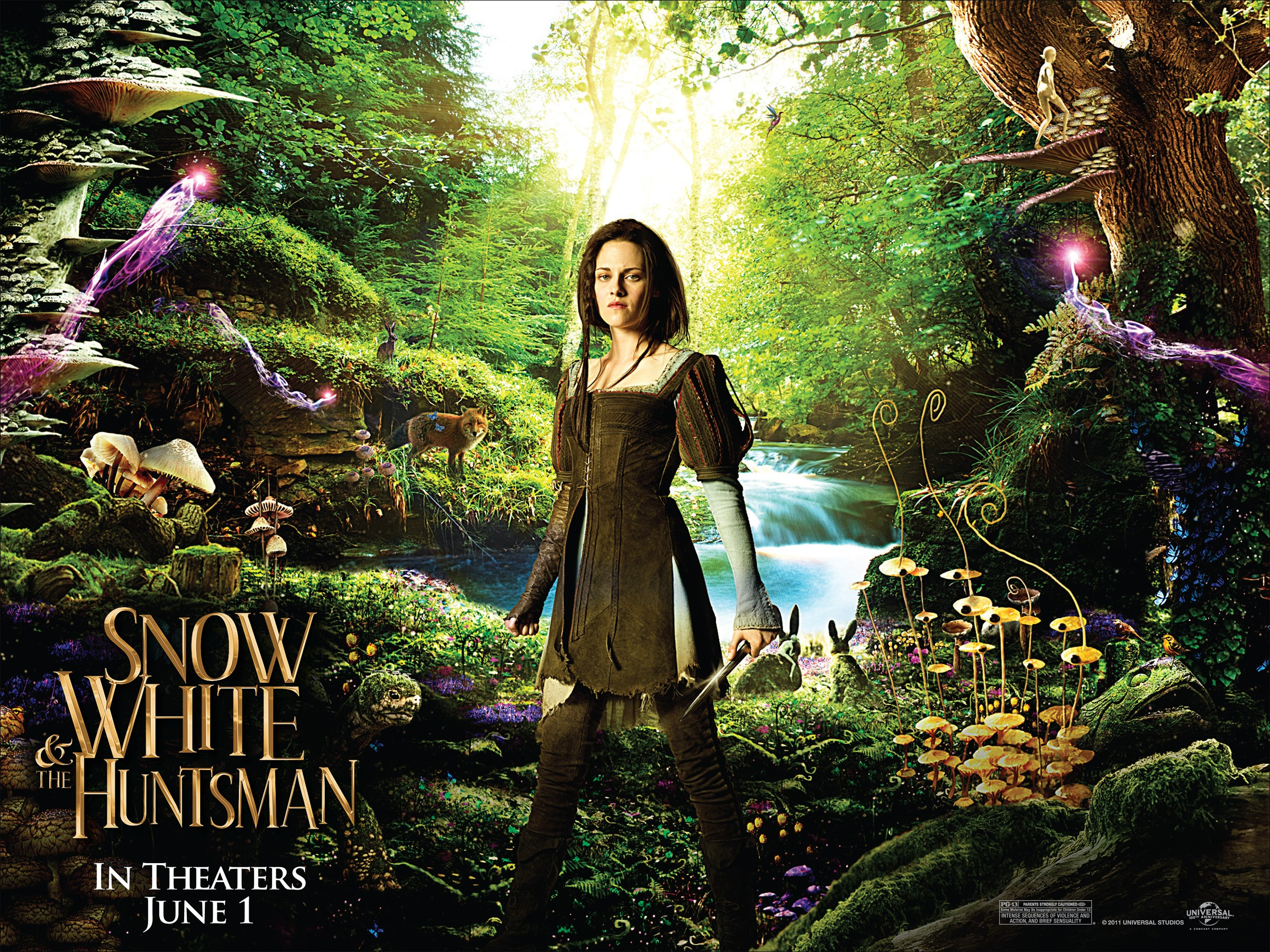 snow white and the huntsman - HD 1920×1080