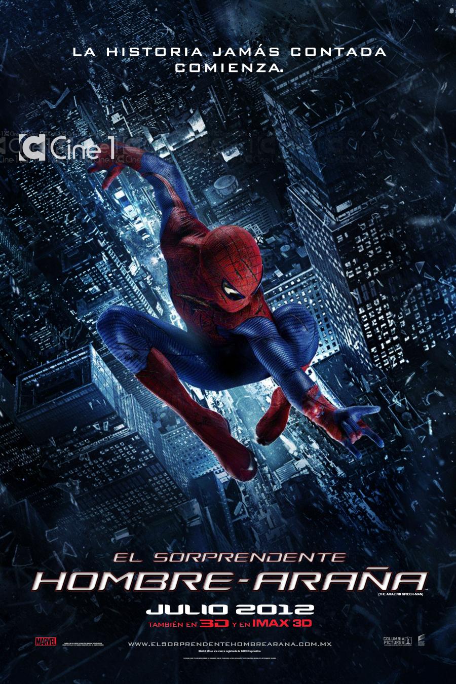 новый человек паук 2012 фильм