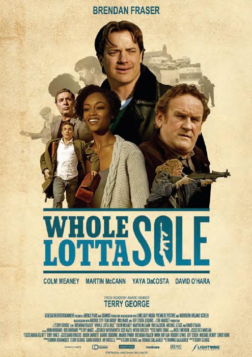 Полный абзац Whole Lotta Sole