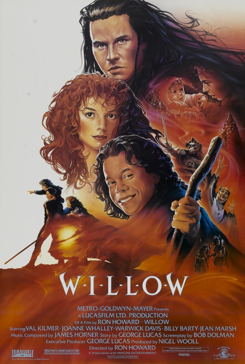Виллоу / Willow (1988)