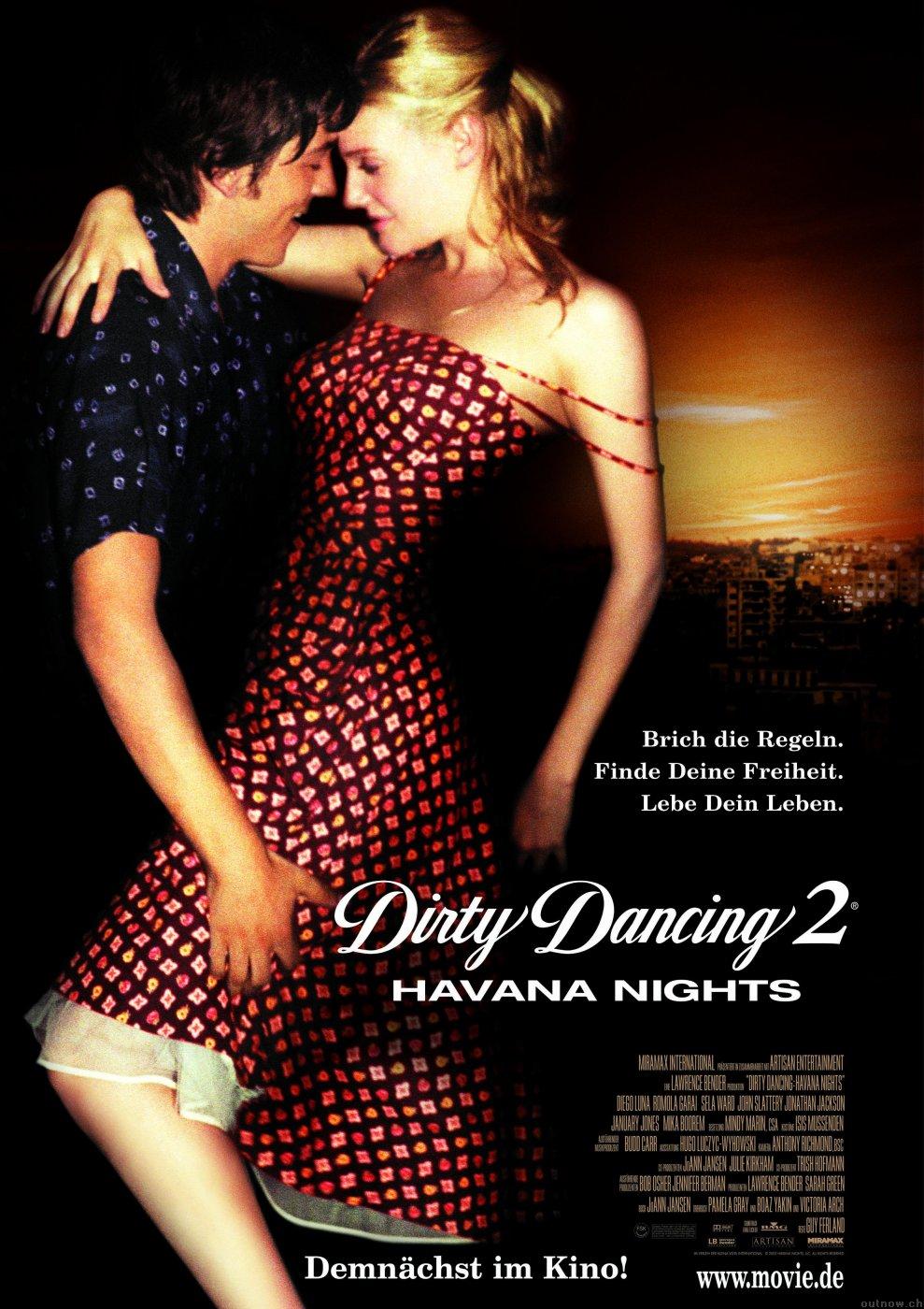Фильмы, которые стоит посмотреть - Страница 2 Kinopoisk.ru-Dirty-Dancing_3A-Havana-Nights-1911789