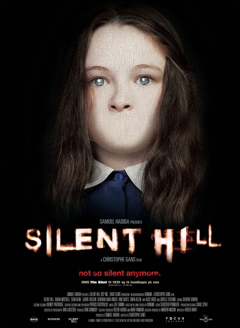 Сайлент Хилл (2006)